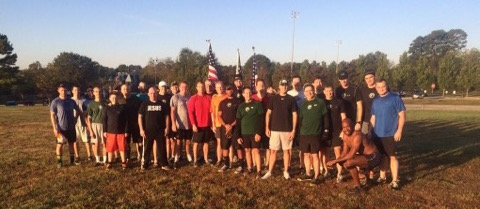 @F3Anderson Launch Day 10-18-14